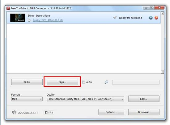 Free YouTube to MP3 Converter 002