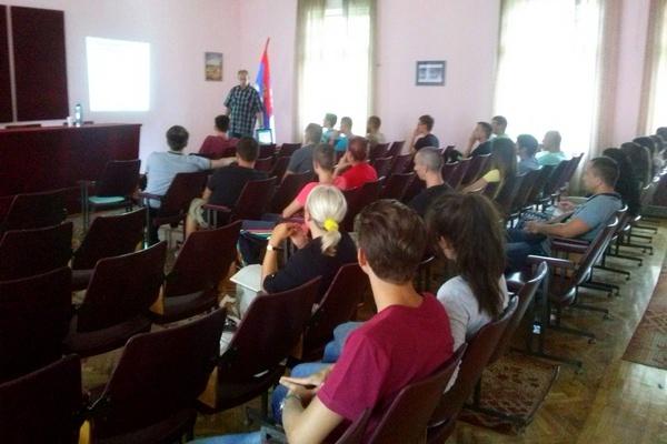Predavanje u Apatinu