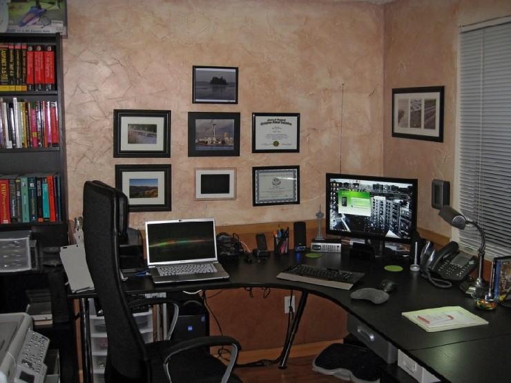 Rad od kuće, kancelarija